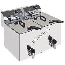 FESGD-10AR DOUBLE DESKTOP ELECTRIC FRYER (HIGH PERFORMANCE)