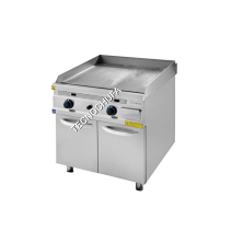 GAS GRIDDLE-BARBECUE BGD-80M (DOUBLE-WITH CABINET)