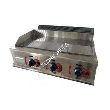 GAS GRILL PGS-80H (FRY-TOP)