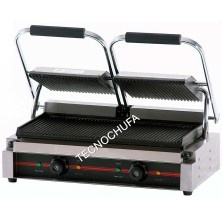 DOUBLE SLOTTED GRILL SHEET PGD-475R
