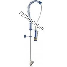 DISHES SHOWER WITH VERTICAL TAP DV-GV2