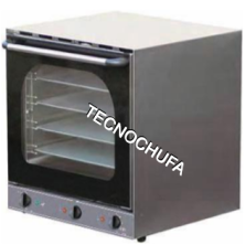 HC-80IG CONVECTION OVEN (GRILL + HUMIDIFIER)