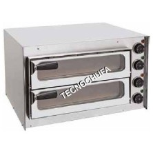 ELECTRIC PIZZA OVEN HPD-35E