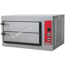 ELECTRIC PIZZA OVEN HPD-25E (THREE PHASE)