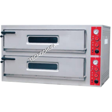 ELECTRIC PIZZA OVEN HPD2-33EI (THREE PHASE)