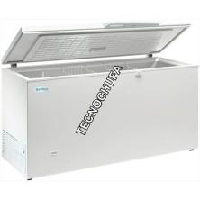 ARCON CONGELADOR TAPA ABATIBLE HF400-INOX - ENVIO GRATIS