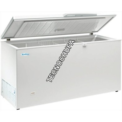 LID CHEST FREEZER HF400-INOX - ENVIO GRATIS
