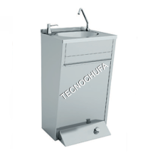 HAND WASHING MACHINE LVMD-54GE (DISPENSER AND ELECTRONIC TAP)