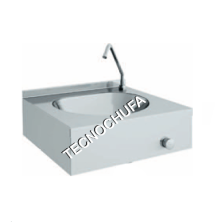 WALL-MOUNTED SINK LVM-54GM (ELECTRONIC TAP)