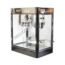 POPCORN MACHINE TECNOPOP 2 X 10 OZ - JOLLY DOPPIO INOX