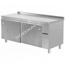 WALL WARM TABLE MCA60160M