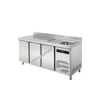 LOW-COUNTER REFRIGERATOR TRS-200F