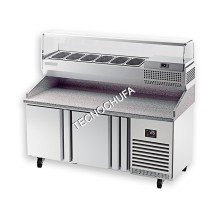 REFRIGERATED TABLE FOR PIZZA MRP-1490