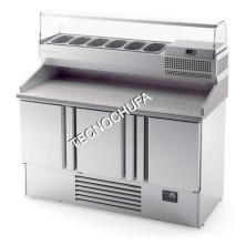 REFRIGERATED TABLE FOR PIZZA ME-1003