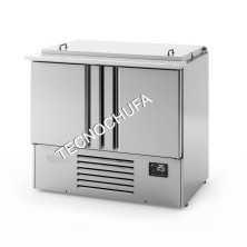 REFRIGERATED TABLE FOR SALADS ME-1000 BAN