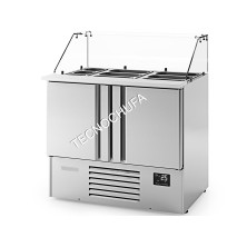REFRIGERATED TABLE FOR PIZZA / KEBAB ME-1000 KB