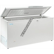 LID CHEST FREEZER HF500-INOX