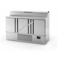 REFRIGERATED TABLE FOR SALADS ME-1003 EN