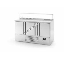 REFRIGERATED TABLE FOR PIZZA ME-1003 PIZZA
