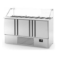 REFRIGERATED TABLE FOR PIZZA / KEBAB ME-1003 KB