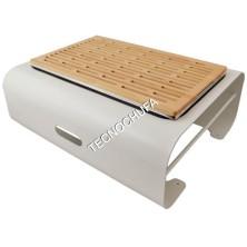 BUFFET MODULE WOOD CUTTING BOARD FOR BREAD 1/1 WHITE SVGN1B-BIA