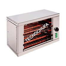 BREAD TOASTER TP6-RB DOUBLE (ARMORED RESISTORS)