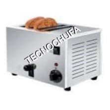 DOUBLE BREAD TOASTER TP4-RB (ARMORED RESISTORS)