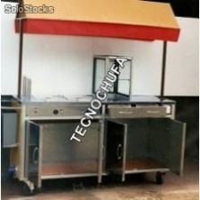CEXP-BASIC (STAINLESS STEEL) TRAVELING TROLLEY